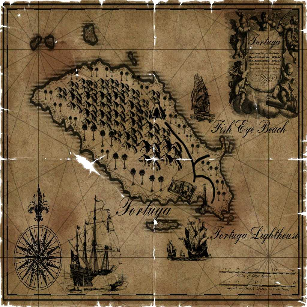 Острова своими руками